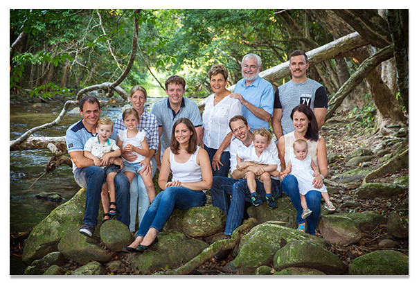 Family Photography Cairns Dominic Chaplin Pine Creek Pictures