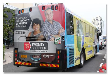 Cairns Corporate Portrait